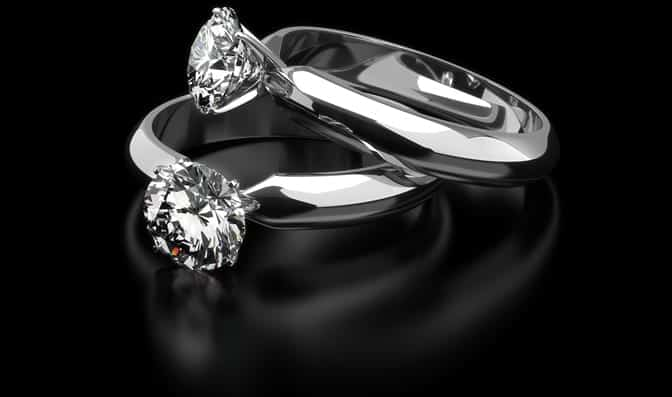 Keep Your Engagement Ring Clean