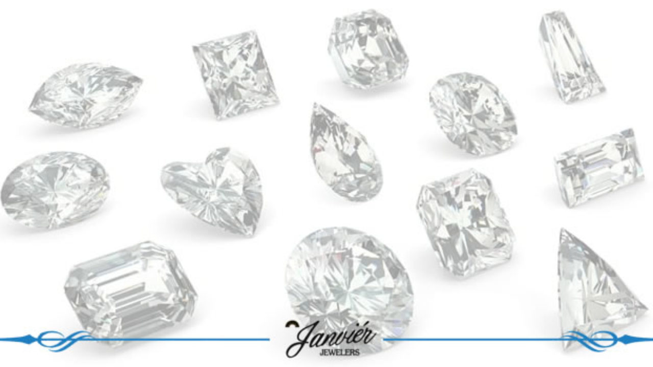 Guide To Engagement Diamond Ring Cuts Shapes Styles