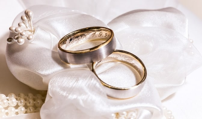 engraving ring ideas - Wedding Ring Engraving Ideas
