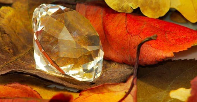 Fall Diamond Jewelry