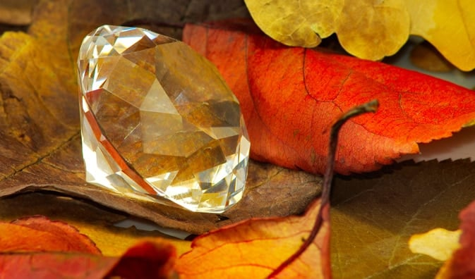 Fall Diamond Jewelry
